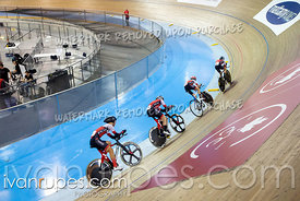 Team Pursuit. Track Ontario Cup #3, February 8, 2020