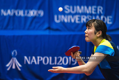 Women's Double Round 2 - 2019 Summer Universiade