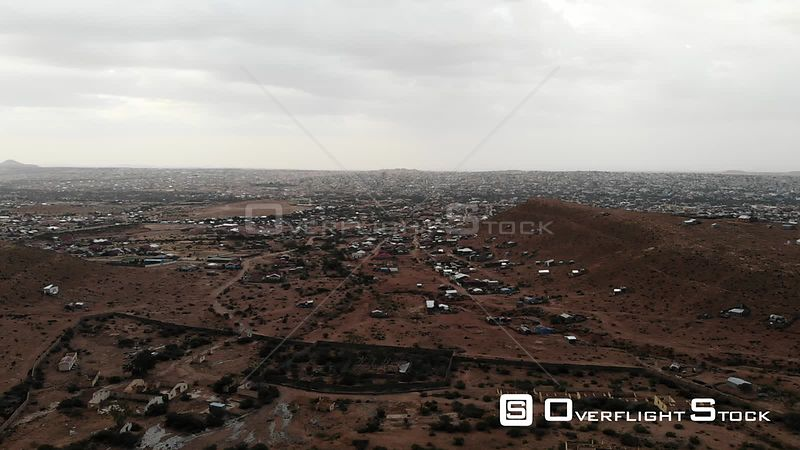 Hargeisa City Woqooyi Galbeed Region of the Selfdeclared but Internationally Unrecognised Republic of Somaliland in the Horn ...