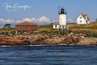 Great Duck Island Light Station, Acadia National Park, Maine
