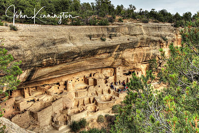 Cliff Palace House, Mesa Verde National Park, Colorado