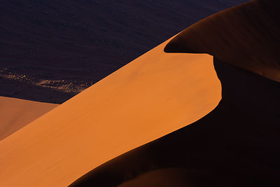 Namib Abstract