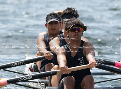 Taken during the NZNI Championships 2020, Lake Karapiro, Cambridge, New Zealand; ©  Rob Bristow; Frame 6050 - Taken on: Frida...