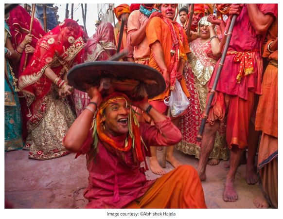 Lonely Planet; Holi Photo Essay; March 2019