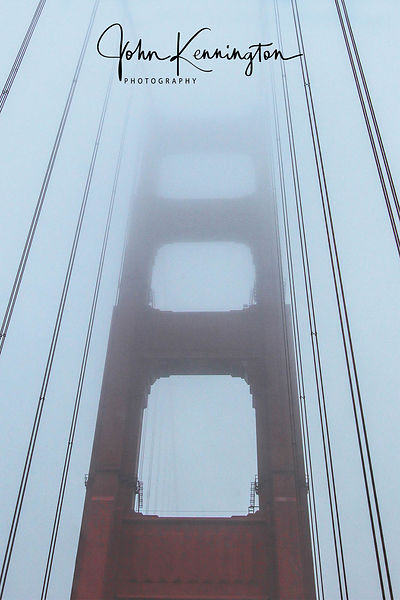 Golden Gate Bridge, San Francisco, California