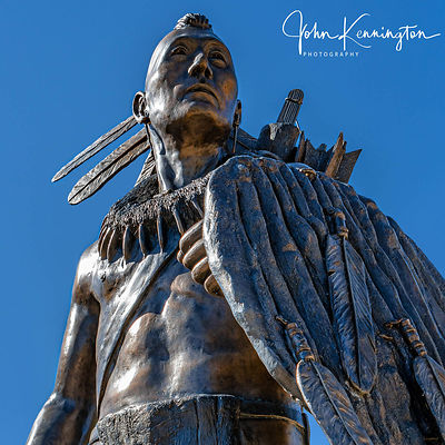 Chickasaw Warrior No. 1, Oklahoma City