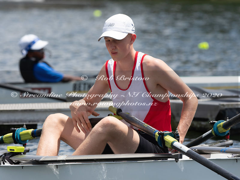 Taken during the NZNI Championships 2020, Lake Karapiro, Cambridge, New Zealand; ©  Rob Bristow; Frame 5896 - Taken on: Frida...