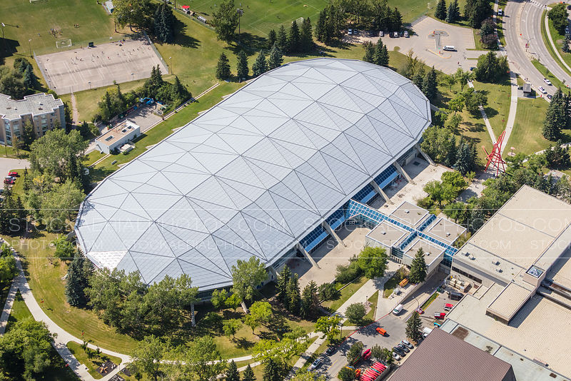 Olympic Oval, University of Calgary