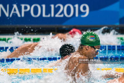 Swimming: Day Five  - 2019 Summer Universiade