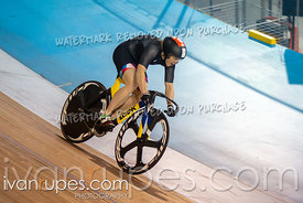 Women Team Sprint Qualification. Canadian Track Championships, September 26, 2019