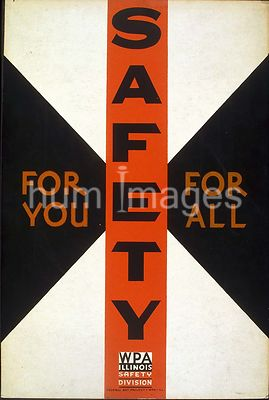 Safety for you, for all ca. 1936