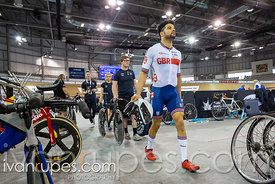 2020 UCI Para-Cycling Track World Championships, Day 1 Morning Session, January 30, 2020