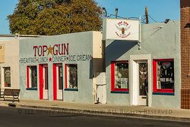 Top Gun Restaurant in Fallon, Nevada