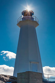 Cape Spear Lighthouse in St. John's