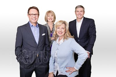 Group Photos - Align My Wealth | Professional Head Shots | OKC