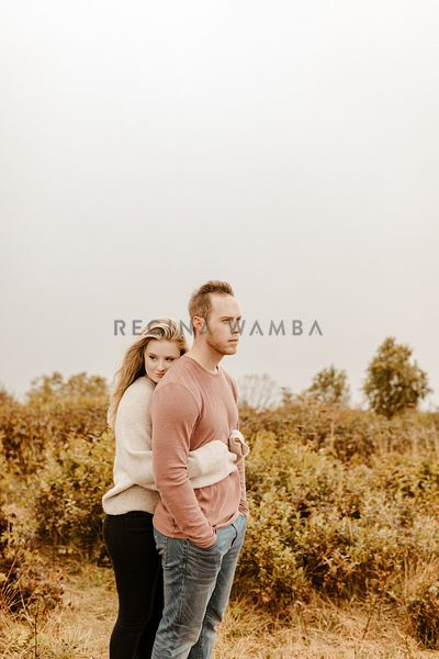 Sam + Josh | Blue Ridge Pkwy