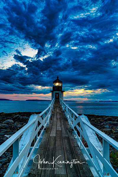 Marshall Point Light No 2, Port Clyde, Maine