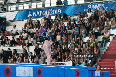 Artistic Gymnastics - 2019 Summer Universiade