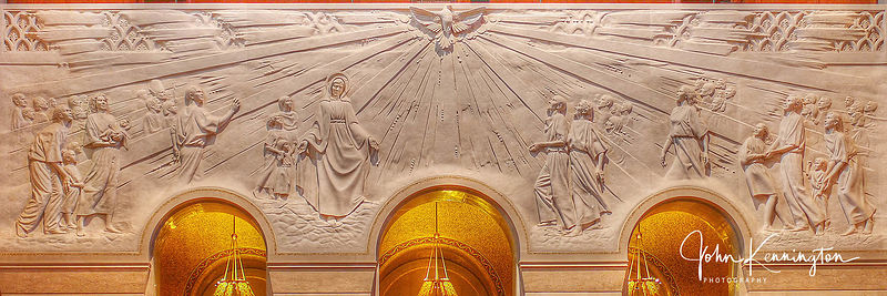 Universal Call To Holiness, Basilica of the National Shrine of the Immaculate Conception, Washington, DC