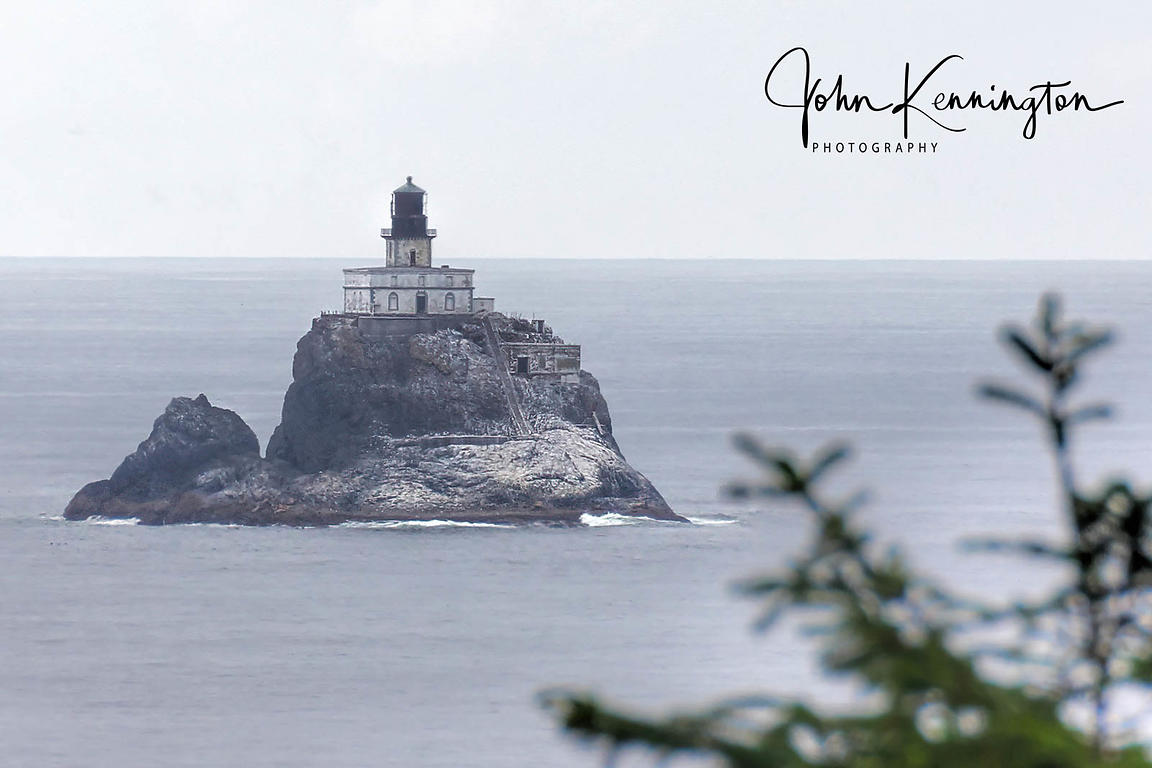 Terrible TIlly, Tillamook Rock Lighthouse, Canon Beach, Oregon