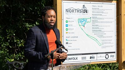 Northside Bike Trail Grand Opening 09.12.20