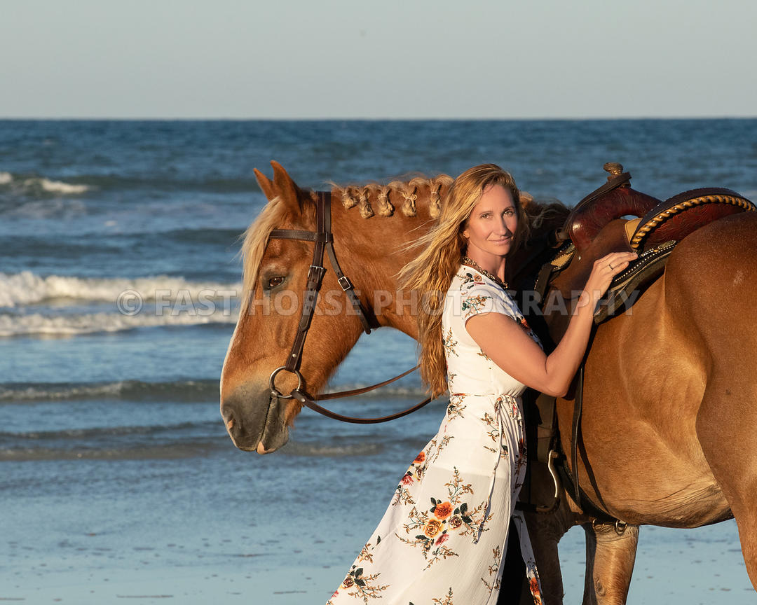 Fast Horse Photography Woman And Horse