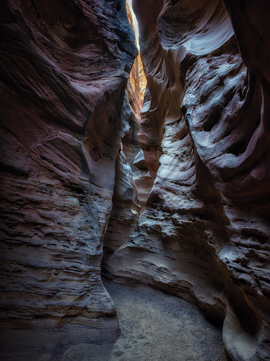 Narrows of Wild Horse Canyon, Utah