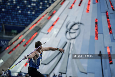 Javelin Throw - Men - Final - Final - 2019 Summer Universiade