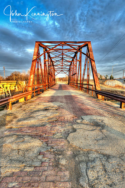 Rock Creek Bridge, Route 66, Sapulpa, Oklahoma