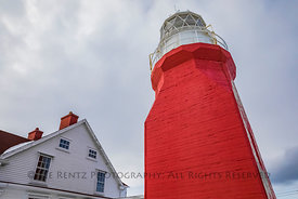 Long Point Lighthouse in Twillingate