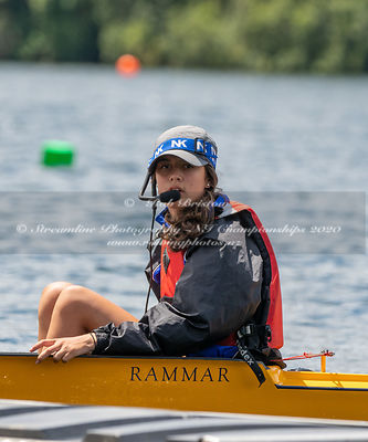 Taken during the NZNI Championships 2020, Lake Karapiro, Cambridge, New Zealand; ©  Rob Bristow; Frame 5962 - Taken on: Frida...