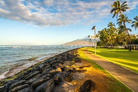 Maui Kalama Park Kihei Hawaii Photo