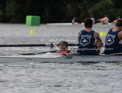 Taken during the NZNI Championships 2020, Lake Karapiro, Cambridge, New Zealand; ©  Rob Bristow; Frame 6011 - Taken on: Frida...