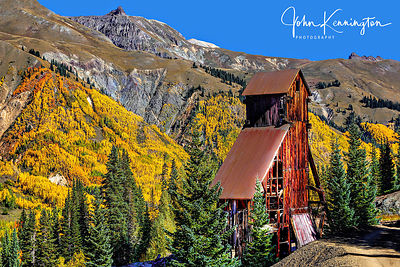Yankee Girl Mine, Ouray, Colorado
