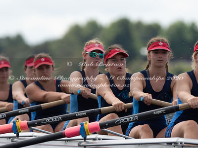 Taken during the NZNI Championships 2020, Lake Karapiro, Cambridge, New Zealand; ©  Rob Bristow; Frame 5990 - Taken on: Frida...
