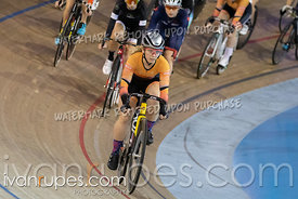 Cat A Women Points Race. Track Ontario Cup #3, February 8, 2020