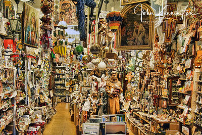 Assisi Gift Shop, Assisi, Italy