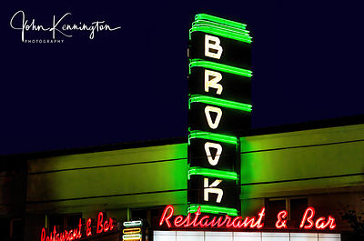 The Brook, Route 66, Tulsa, Oklahoma