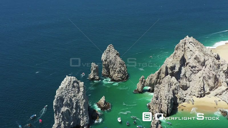 Arch of Cabo on Lands End Cabo San Lucas Mexico