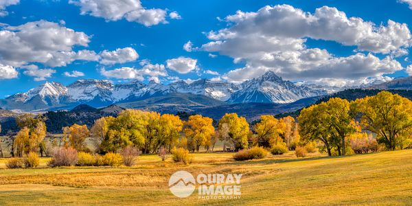 Fall Colors, Sneffels Range - Large Print Option