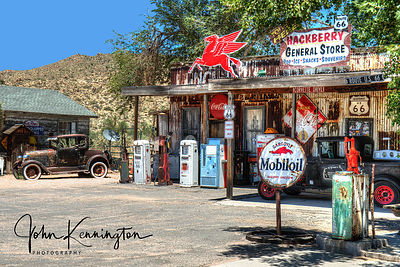 Hackberry General Store, Route 66, Arizona