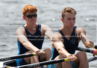 Taken during the NZNI Championships 2020, Lake Karapiro, Cambridge, New Zealand; ©  Rob Bristow; Frame 6026 - Taken on: Frida...