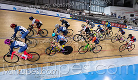 Cat B Women Elimination Race. Track Ontario Cup #3, February 8, 2020