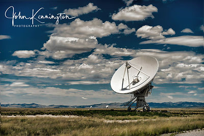 Very Large Array, Socorro, New Mexico