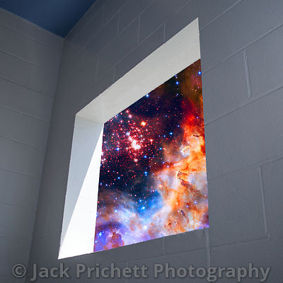 Window on the Cosmos