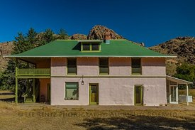 Faraway Ranch House in Chiricahua National Monument