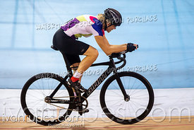 Master B Women Individual Pursuit. Canadian Track Championships, September 28, 2019