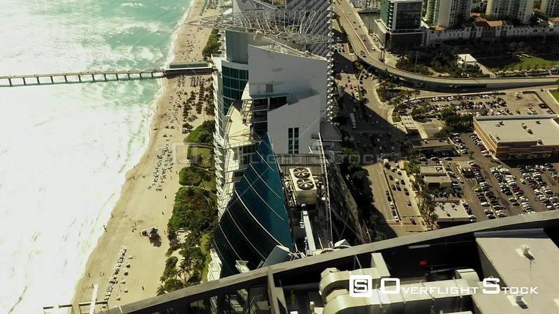 Beachfront Highrise Towers Sunny Isles Beach Florida