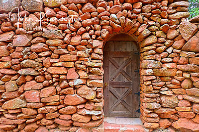 Holy City Door, Wichita Mountains National Wildlife Refuge, Oklahoma