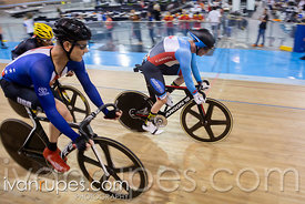 Men C1 Scratch Race / Omni IV. 2020 UCI Para-Cycling Track World Championships, Day 3 Morning Session, February 1, 2020